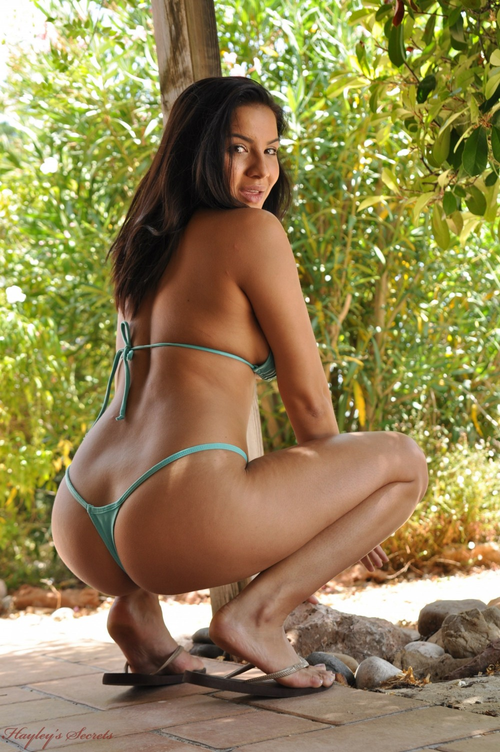 Page 3 legend Lacey Banghard gets naked