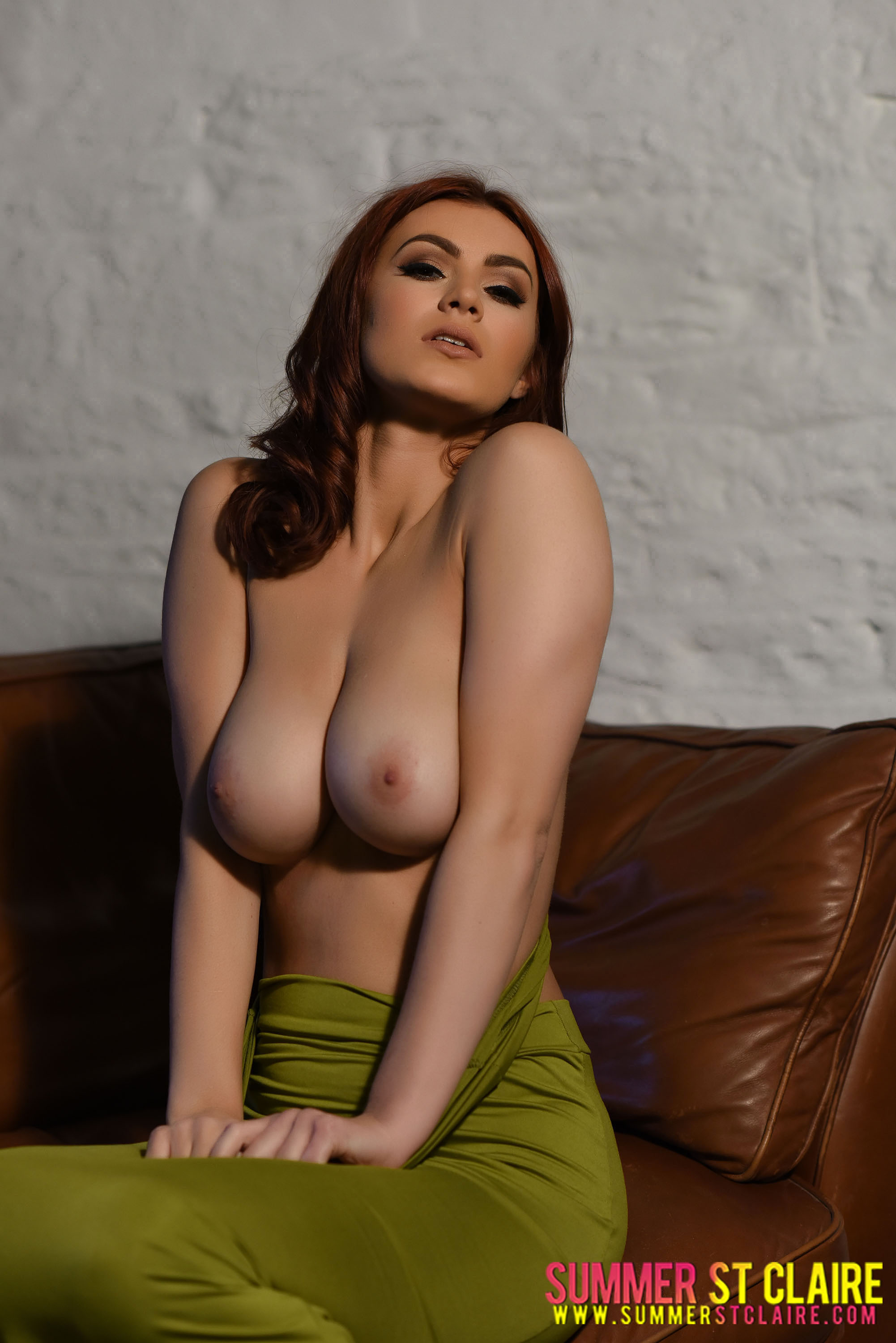 Ella hughes strips out of her lingerie 1